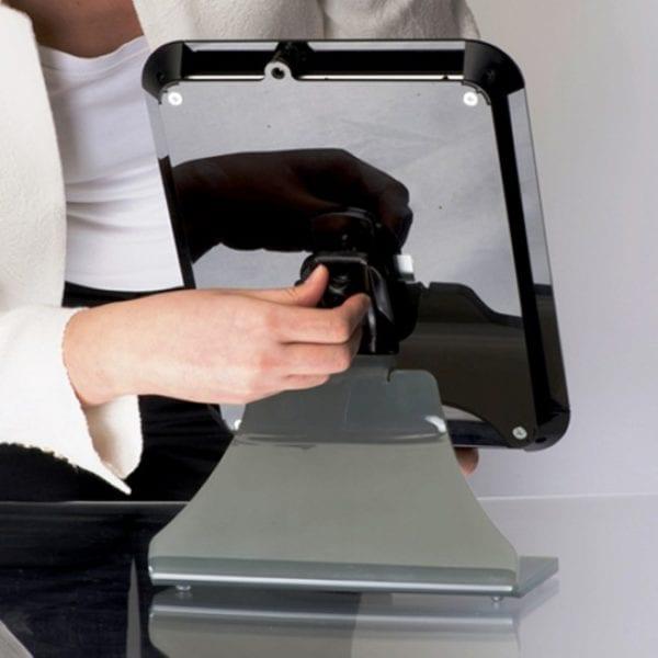 Bordstativ roterbar iPad 2 og 3