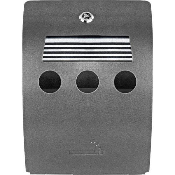 Bin Stylo - udendørs askebæger -grå