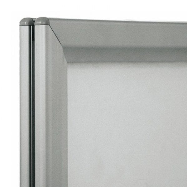 Stormskilt Wind-Line Basic 50x70cm-sølv