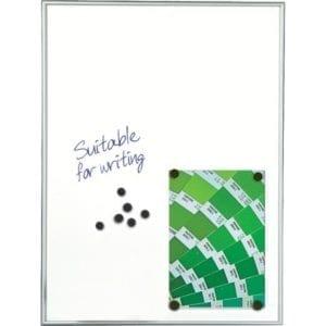 Opslagstavle, Whiteboard Magmetic 12xA4