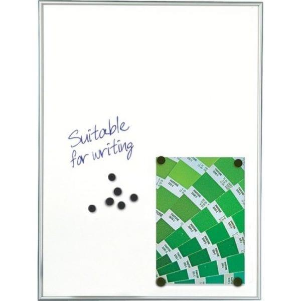 Opslagstavle, Whiteboard Magmetic 9xA4