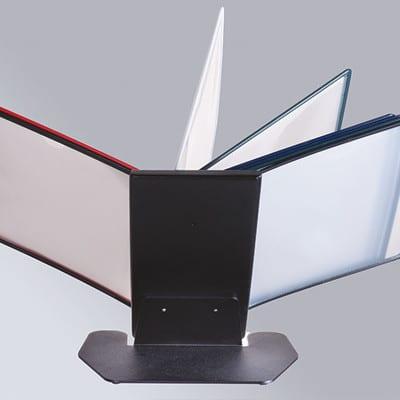 Borddisplay registersystem sort