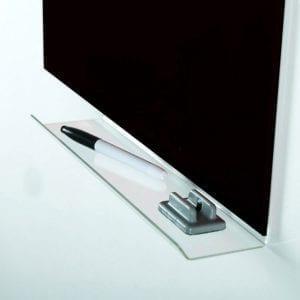 Hylde til Glas opslagstavle Magnetic